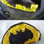Surprise Inside Batman Cake - a surprise inside batman cake for batman fans