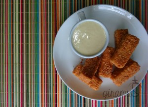 Fish Fingers and Custard