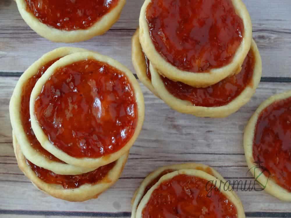 Jam Tartlet Biscuits
