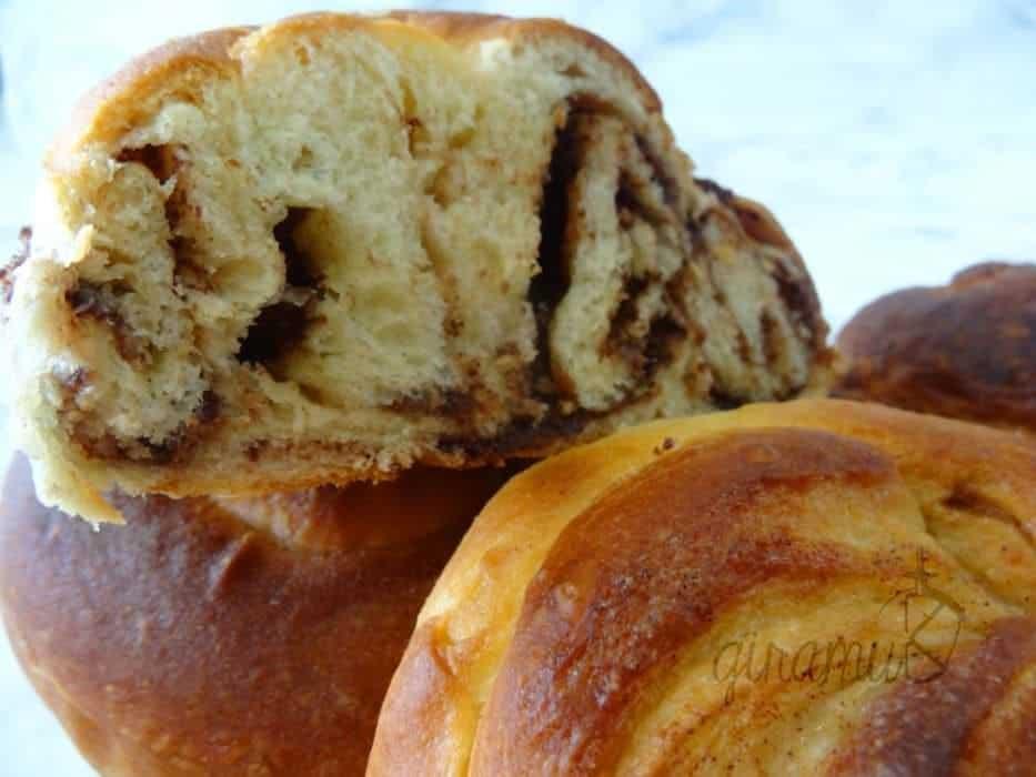 Ensaimada – Daring Bakers Challenge