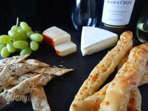 Wine & Cheese date night :)