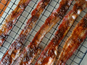 Spicy Bacon