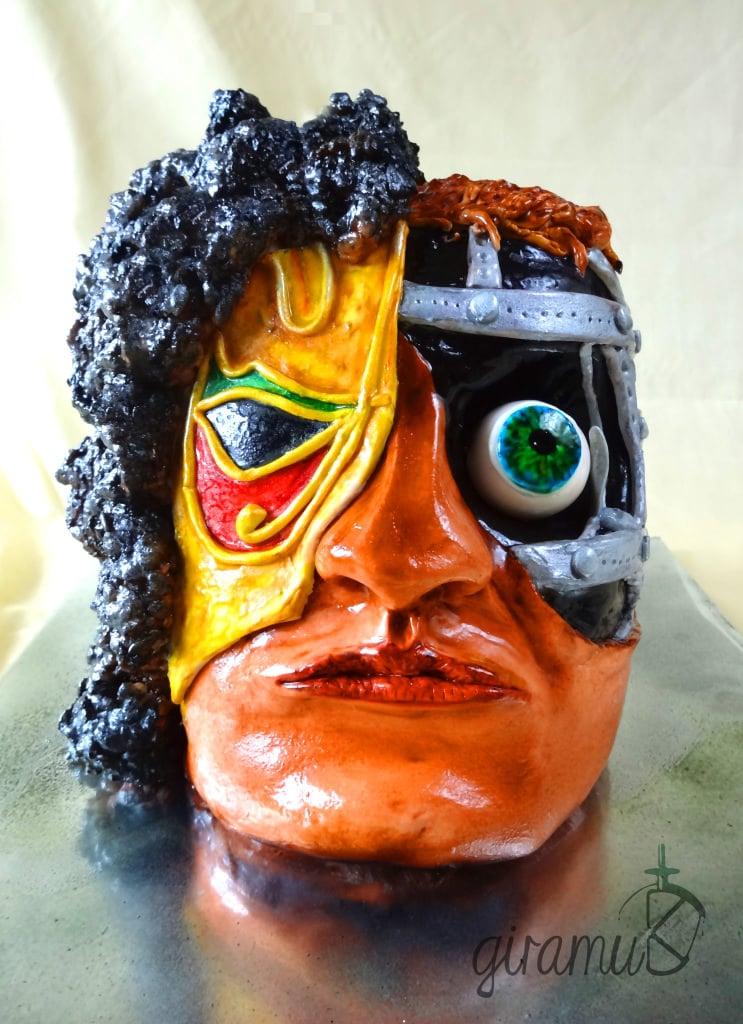 Half face Man, Doctor Who