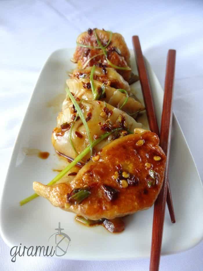Perfect Potstickers from Scratch! { Dumpling Dough }