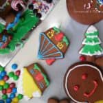 Gingerbread Cookie Decorating – Part 1