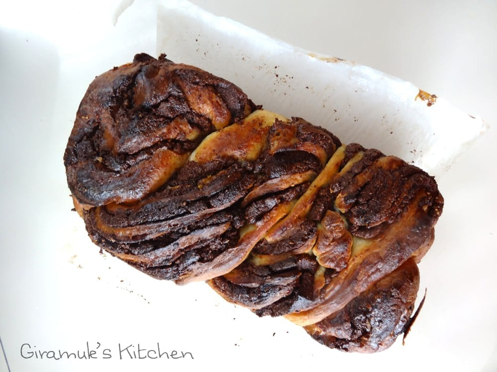"My ""Stepping Stone"" Chocolate Babka"