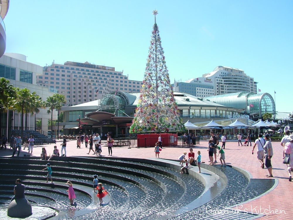 Christmas in Sydney!