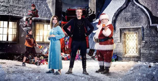 Doctor-Who-2014-Christmas-Special-Peter-Capaldi-Jenna-Coleman-Nick-Frost