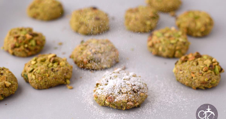 Quick and Easy Italian Pistachio Cookies