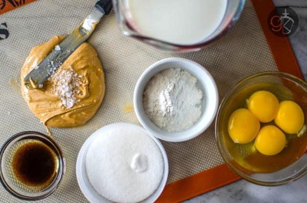 White Chocolate Pastry Cream or Creme Patisserie