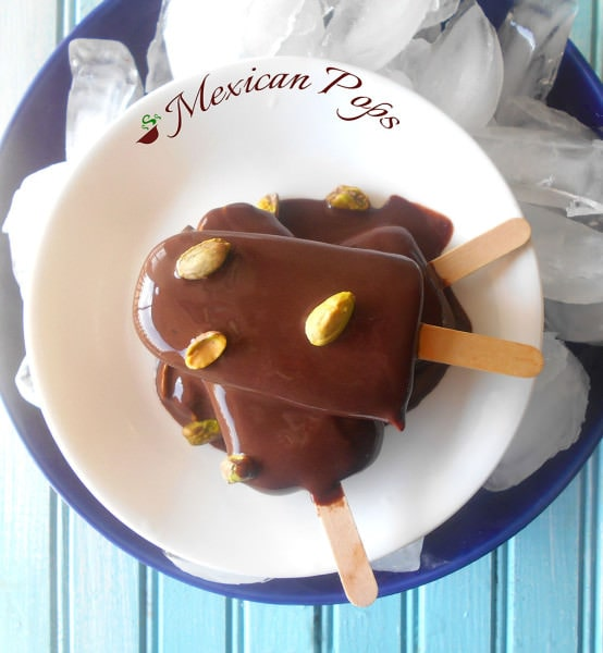 25 Delicious Frozen Treats for this Summer - - Mexican Ice Pops