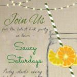 An Invitation to Saucy Saturday!