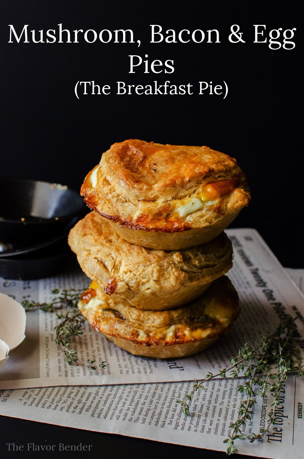Breakfast Pie Recipe images