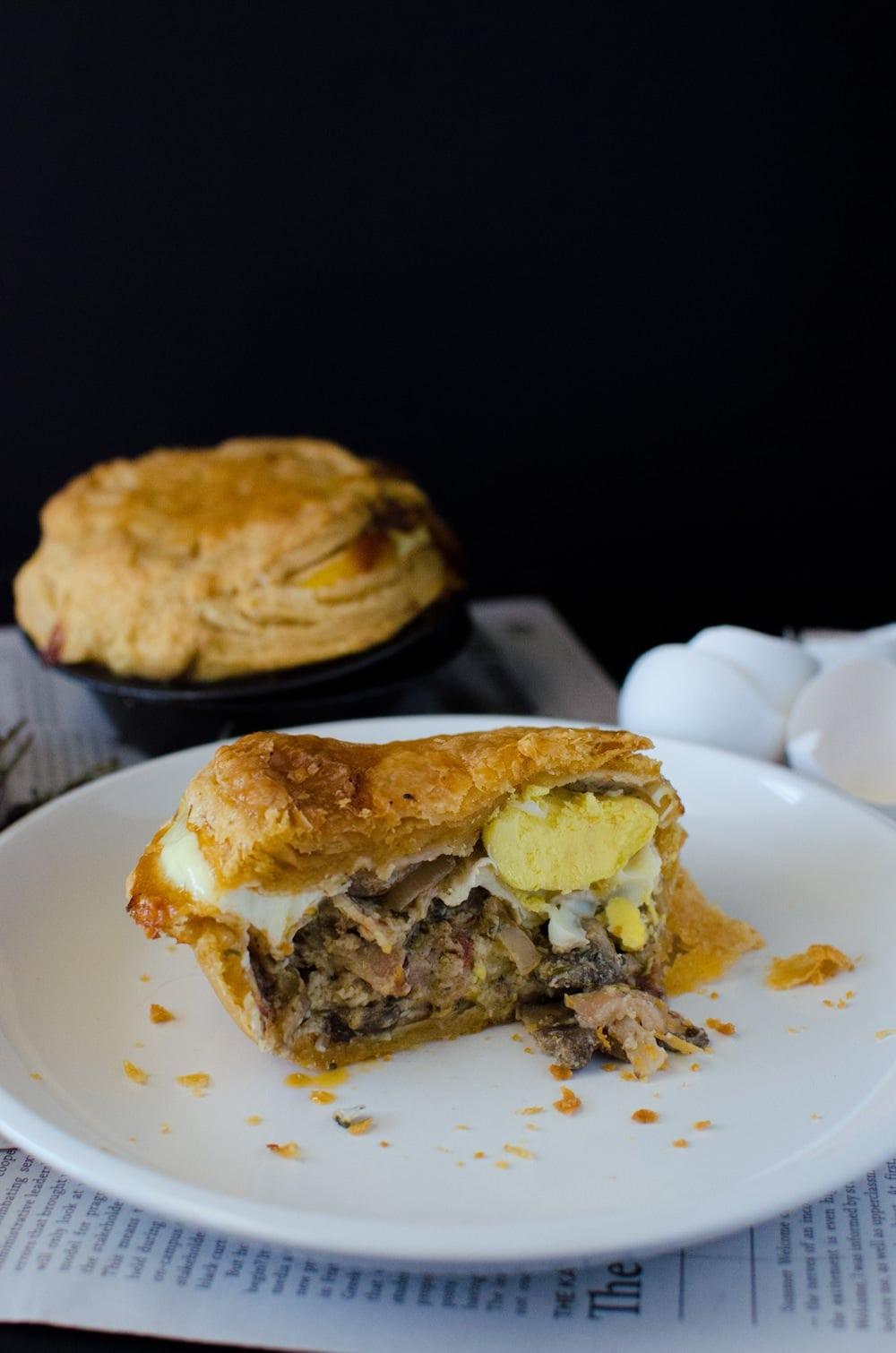 pictures Breakfast Pie Recipe