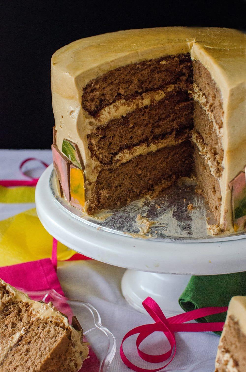 Perfect Mocha Cake Recipe