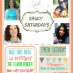 Saucy Saturdays Link up Party #27