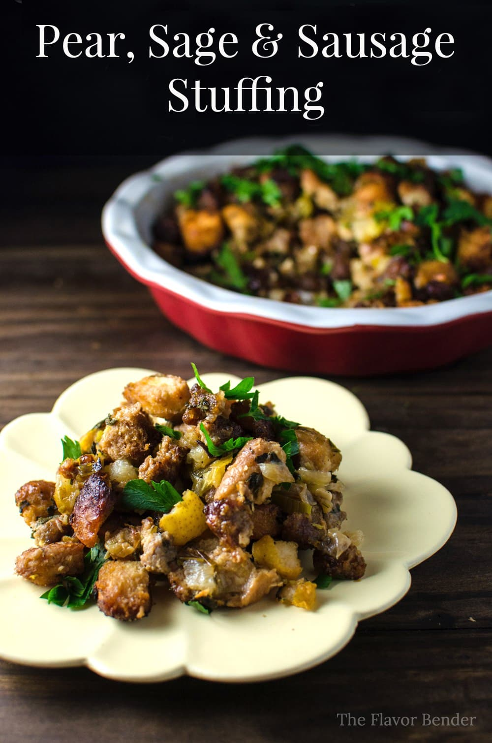 Classic Sage And Sausage Stuffing (or Dressing) Recipes — Dishmaps
