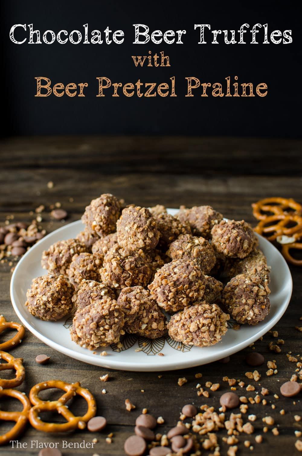 Chocolate Beer Truffles Recipe