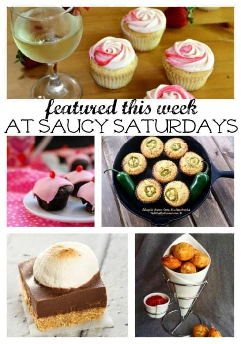 Featured Posts Saucy Saturdays #28 Link up