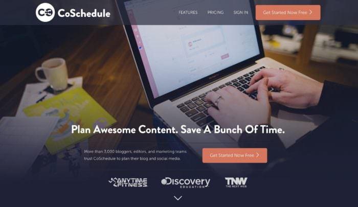 CoSchedule-Homepage