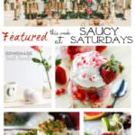 Saucy Saturdays Link up Party #31