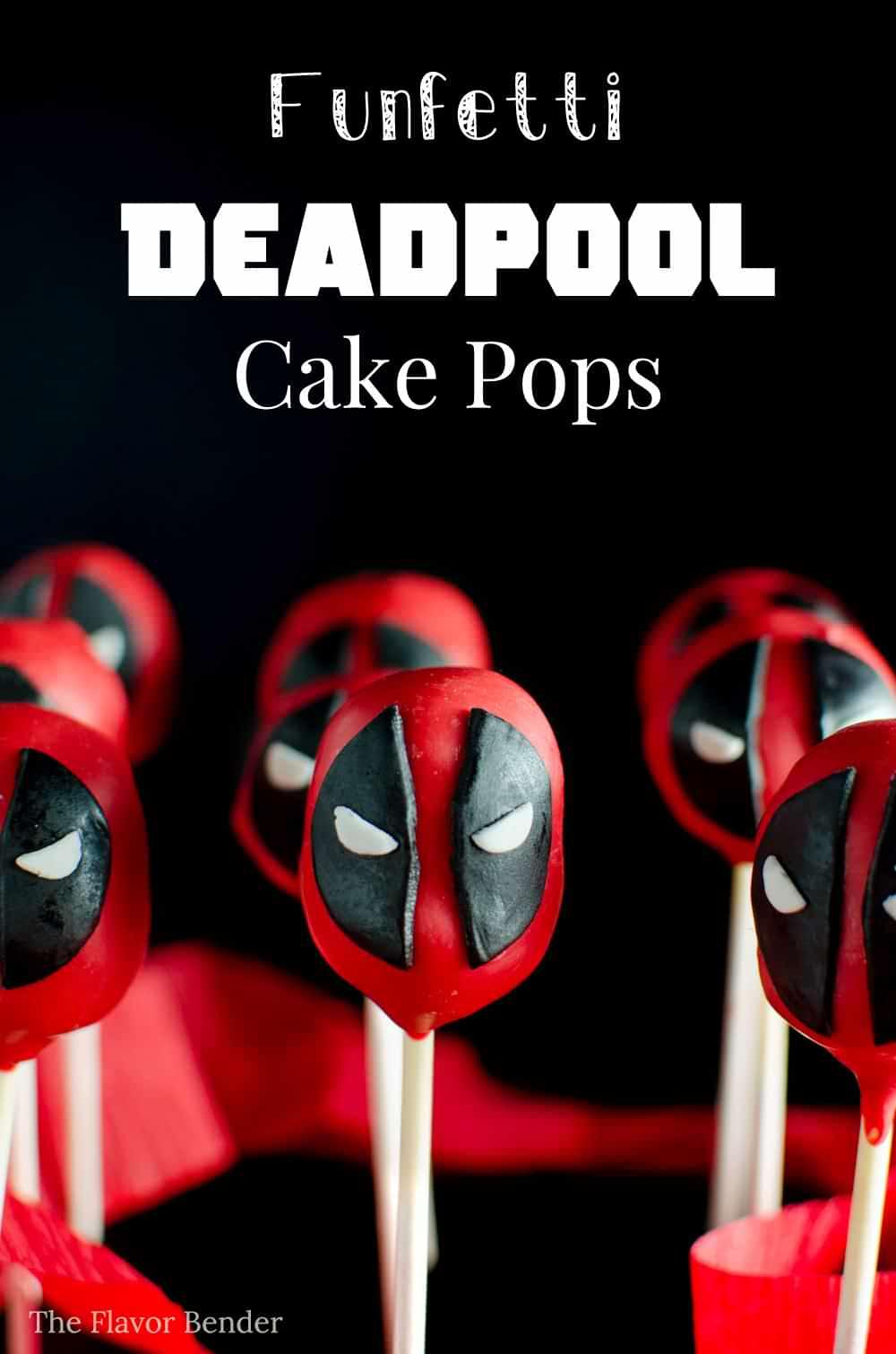 Deadpool Cookie//Icing Cutter
