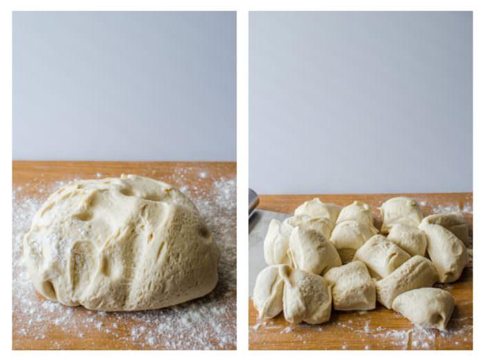 A standard, basic dough recipe for Sri Lankan Breudher Cake