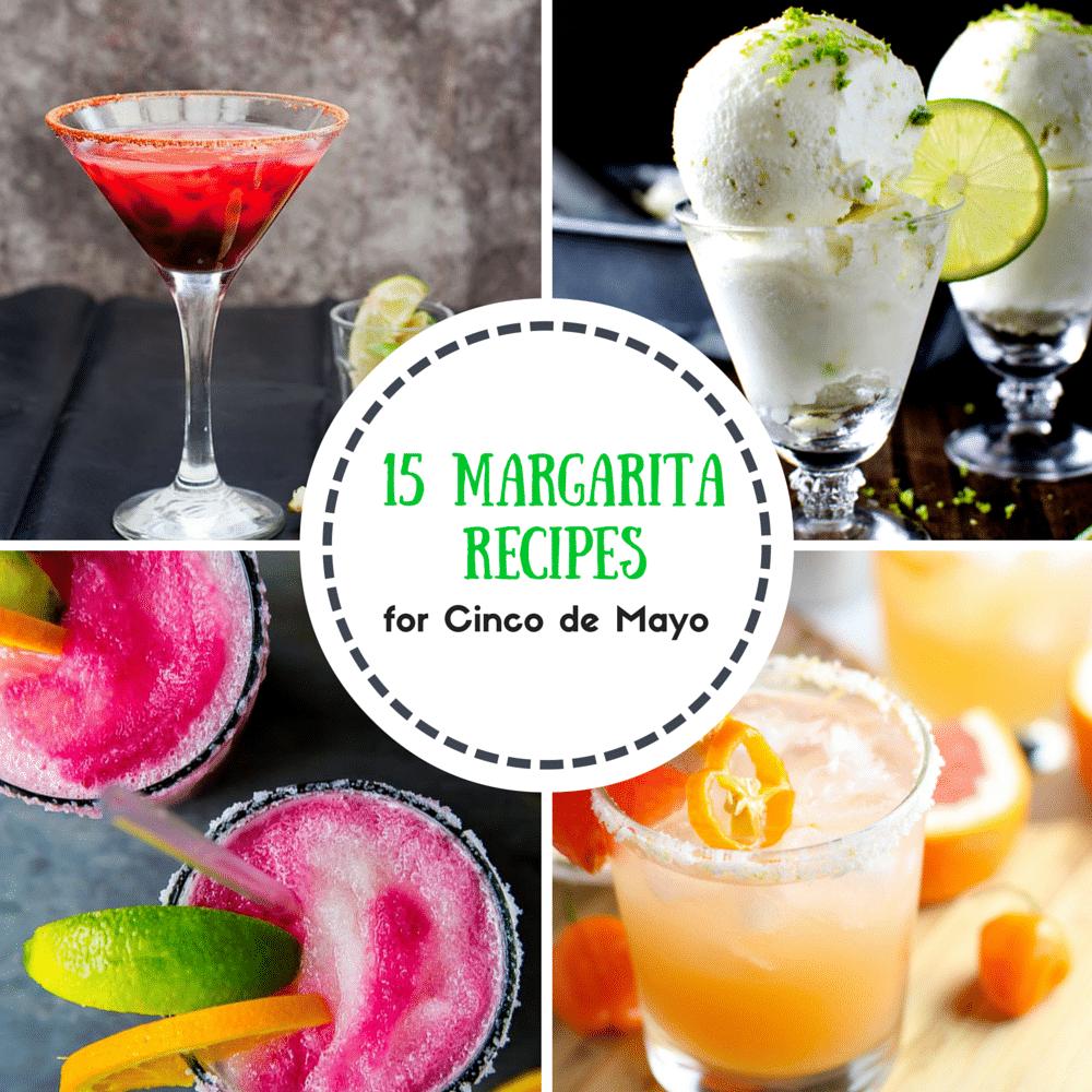15 Funky & Fabulous Margarita Recipes For Cinco De Mayo