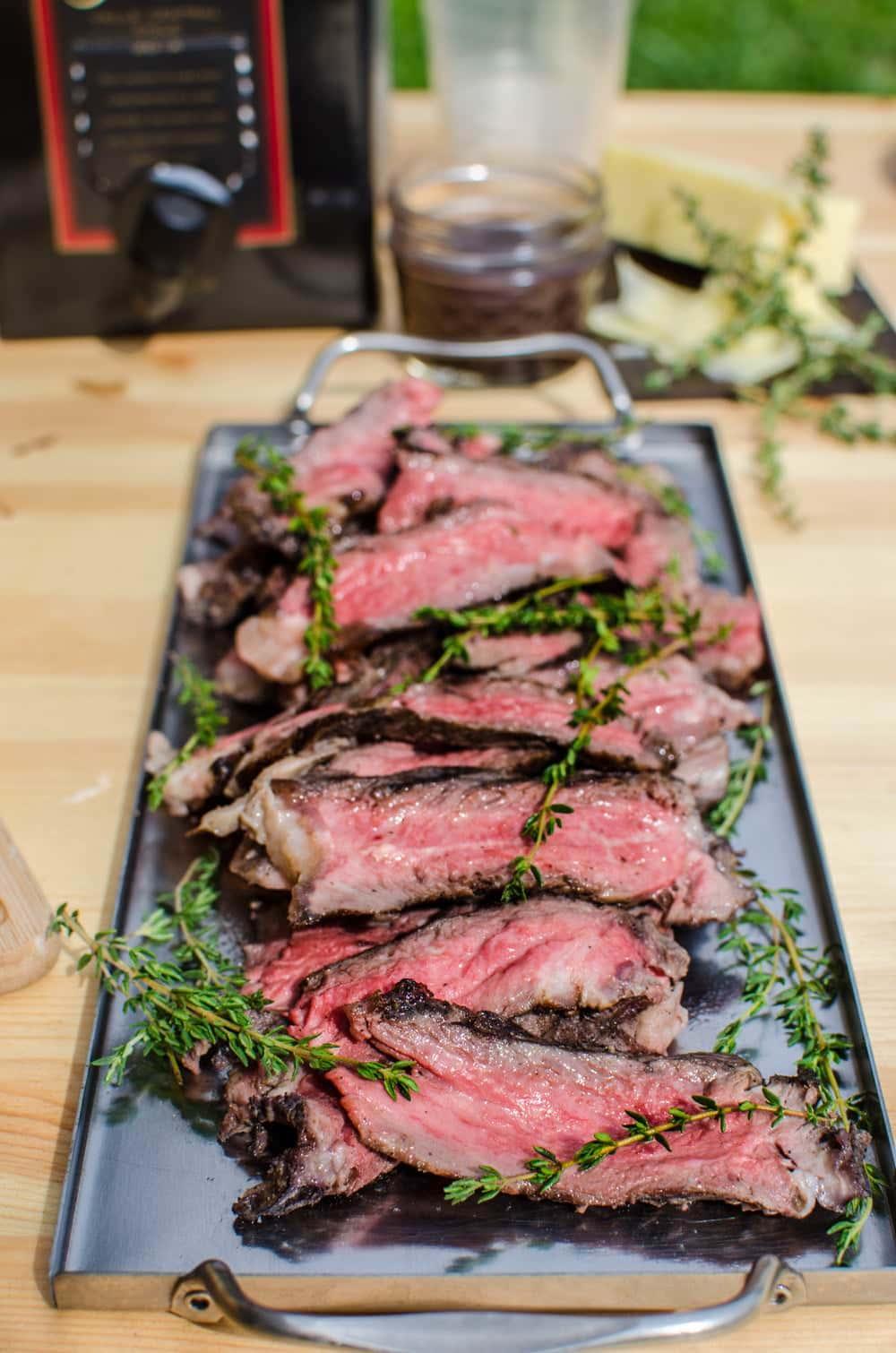 recipe: perfect steak sandwich [7]