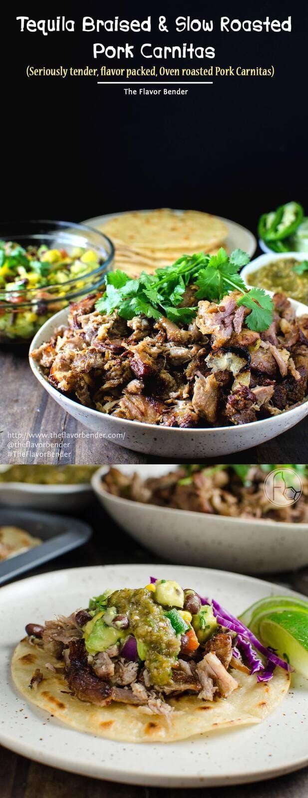 how to cook pork carnitas