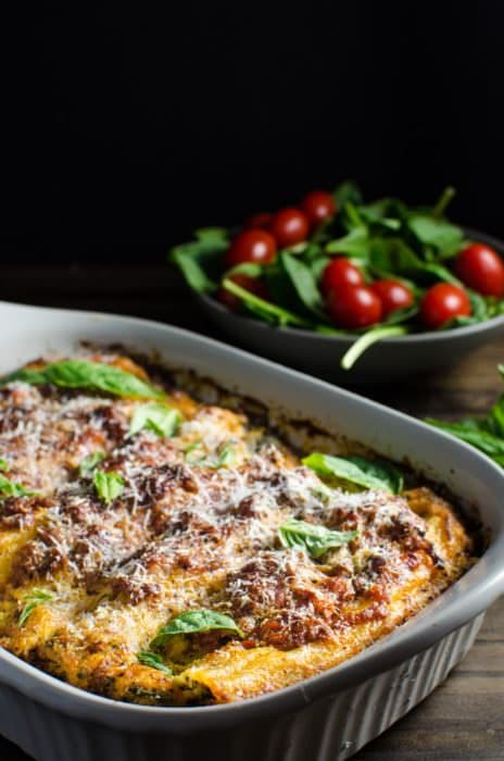 Delicious Beef Cannelloni