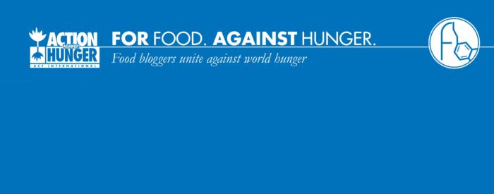 For Food Against Hunger #ForFoodAgainstHunger