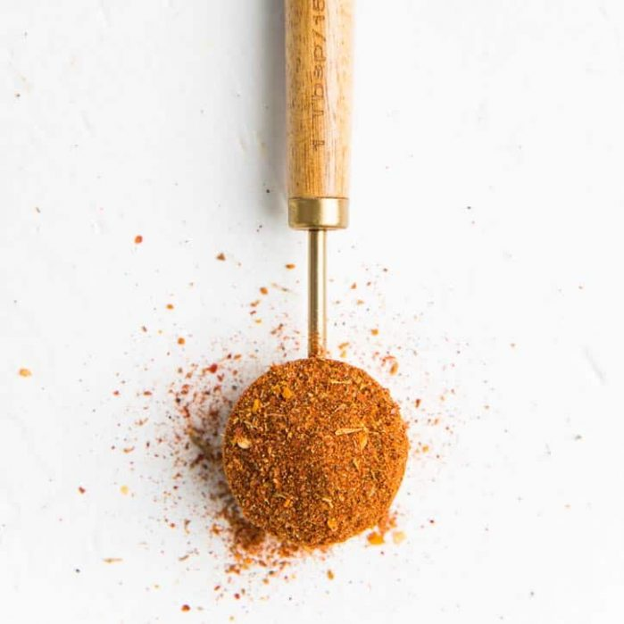 An easy and simple Cajun seasoning recipe that can be made in minutes with spices you can already find in your pantry. Smokey, spicy, and herby, it will make all your Cajun dishes taste even better!