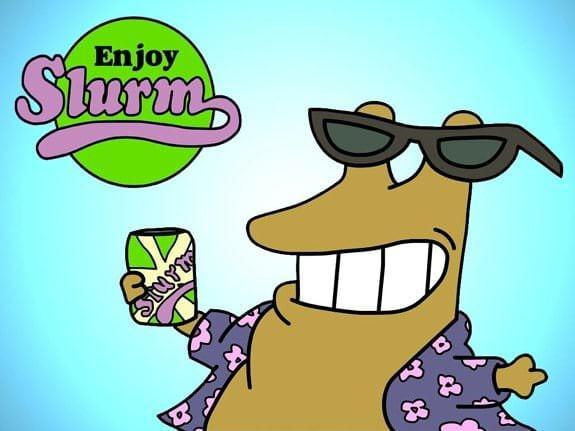 Enjoy Slurm - Make it at home with this Homemade Slurm Drink