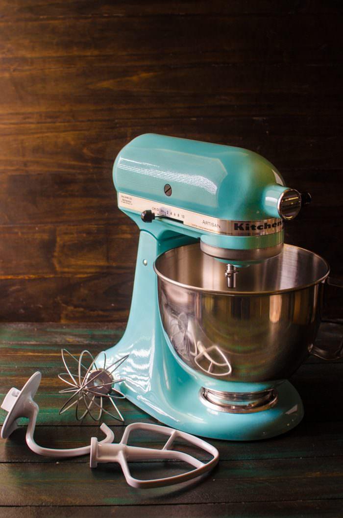KitchenAid Mixer Giveaway - The Flavor Bender
