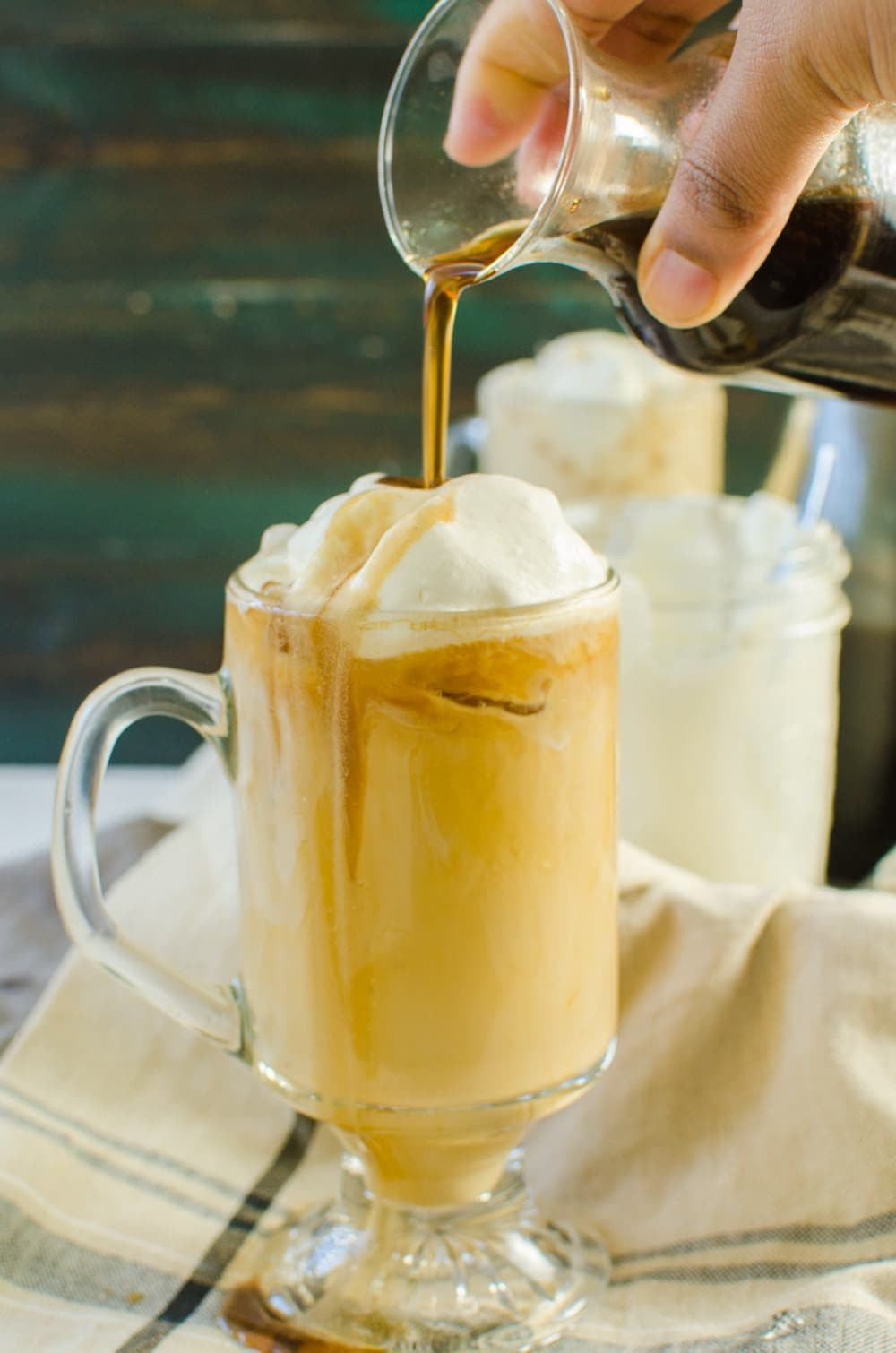 Cinnamon Flavored Cold Brew Coffee The Flavor Bender