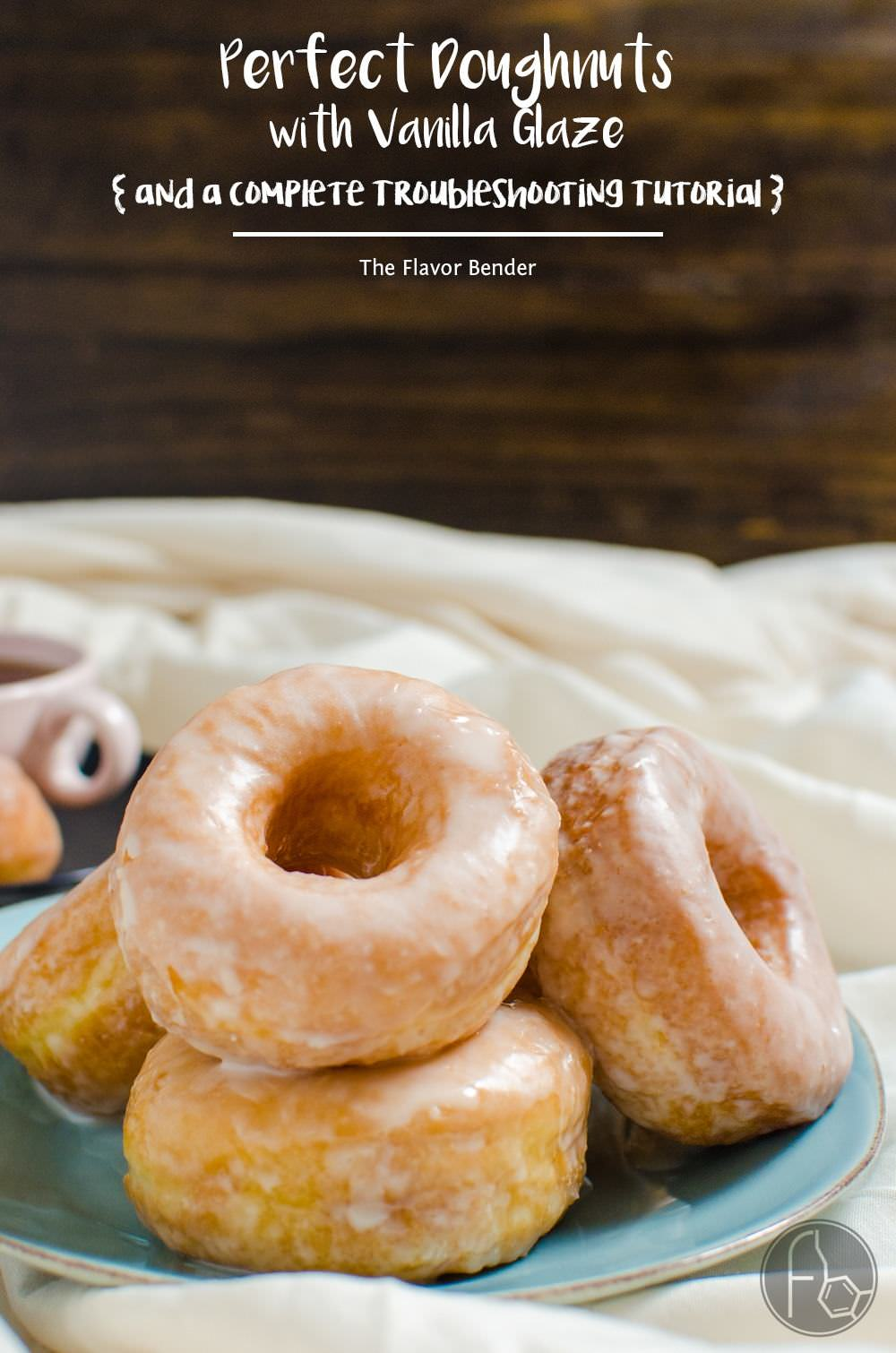 How to make donut glaze with sugar