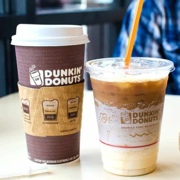 Check out Dunkin Donuts and their new Fall Flavors menu with Salted Caramel Macchiato!