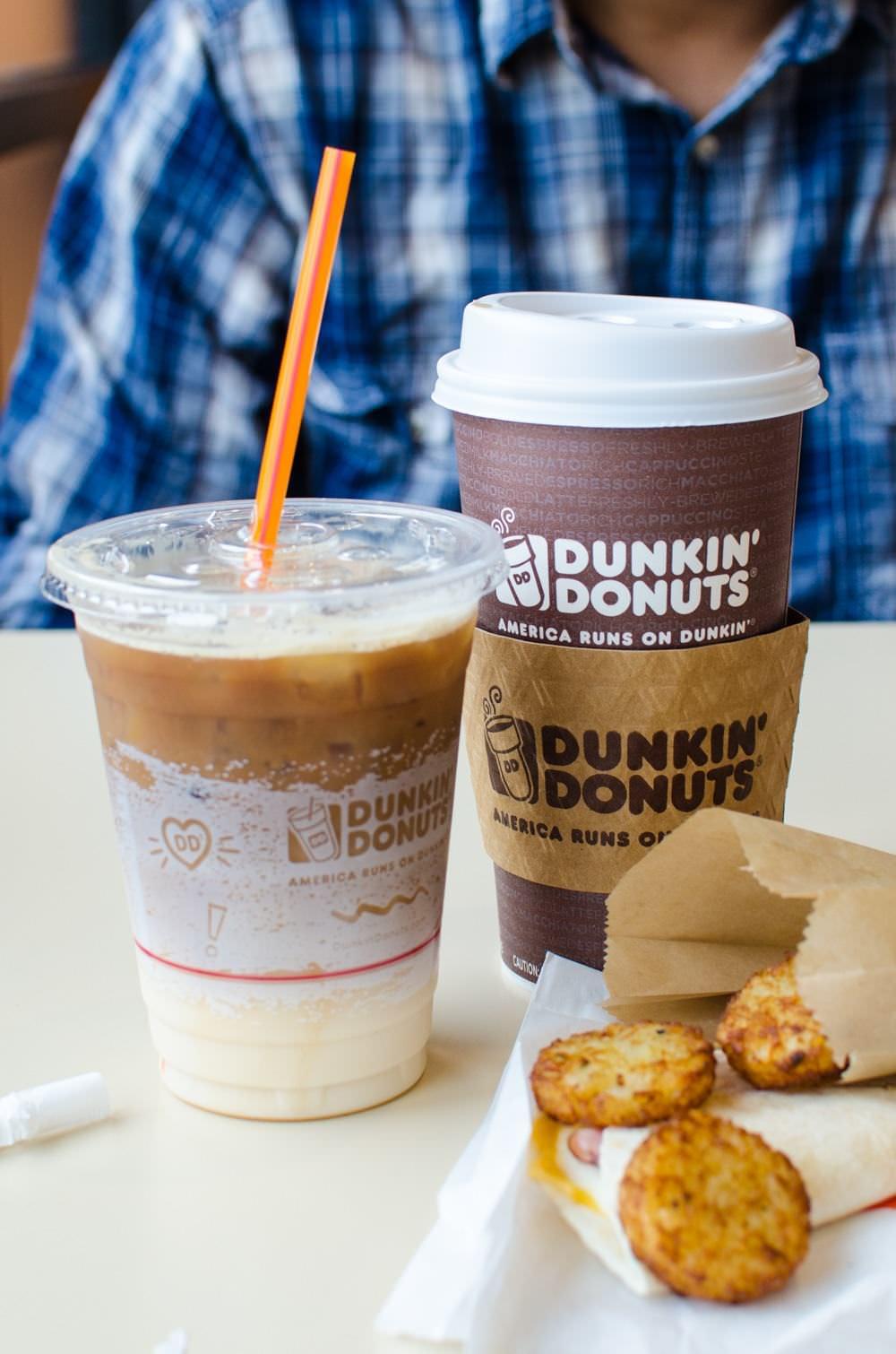 Dunkin' Donuts Salted Caramel Macchiato - The Flavor Bender