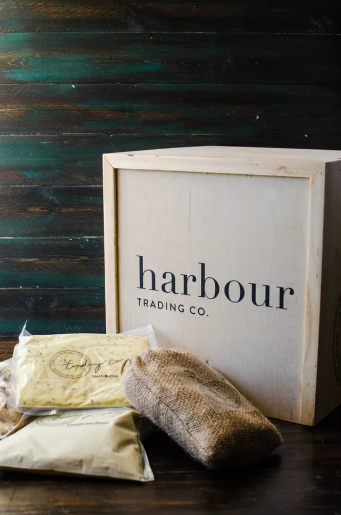 Plan a Restaurant style Lobster meal right at home with perfect Wine pairings, easy appetizers and desserts thanks to Harbour Trading Co.