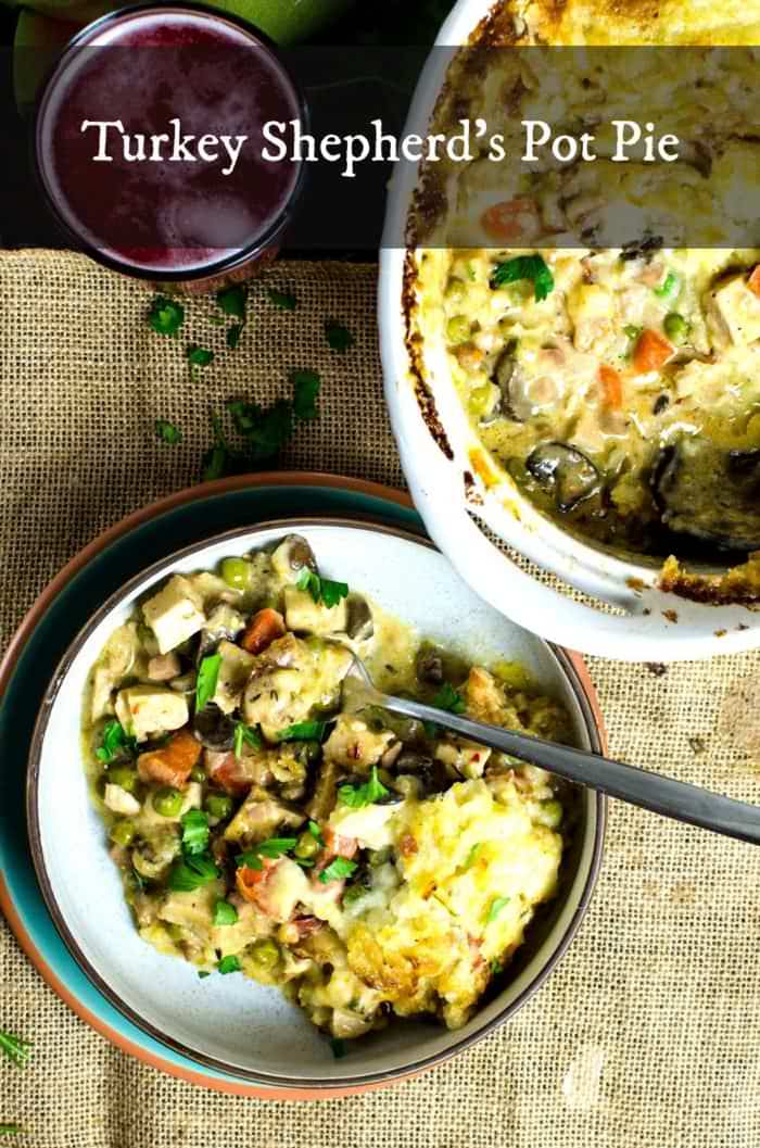 Featured Image - Turkey Shepherd's Pot Pie