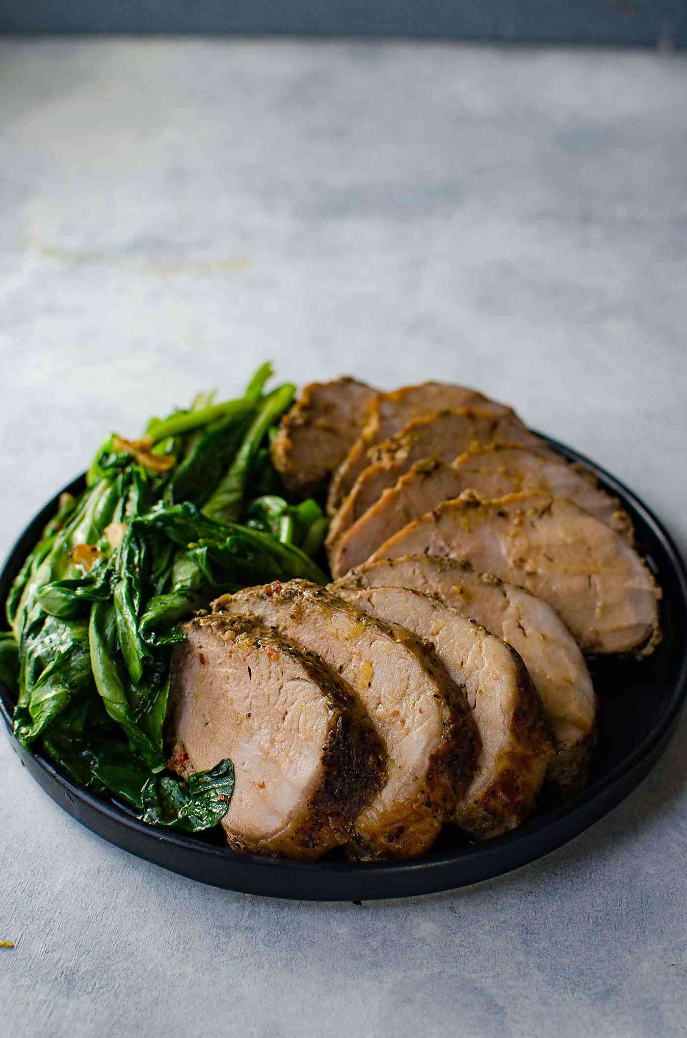 Easy Pork Ramen  Thinly Sliced, Perfectly Cooked, Juicy Pork Tenderloin  And An Egg