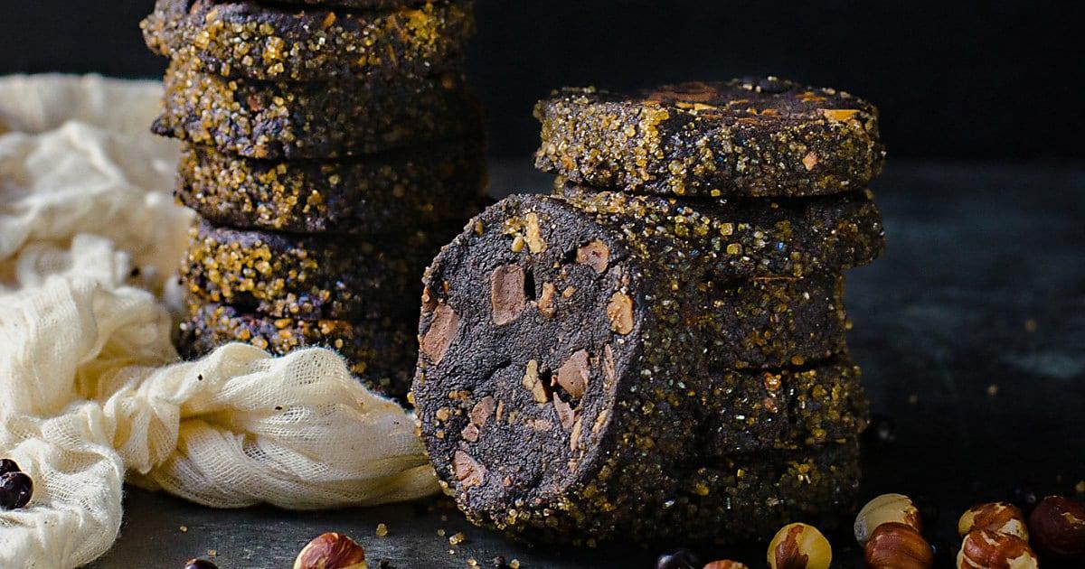 Juniper Berry spiced Chocolate Hazelnut Cookies   The ...