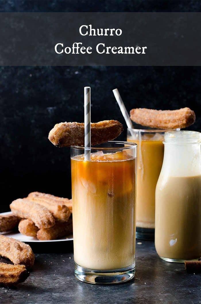 Featured Image Churro Coffee Creamer