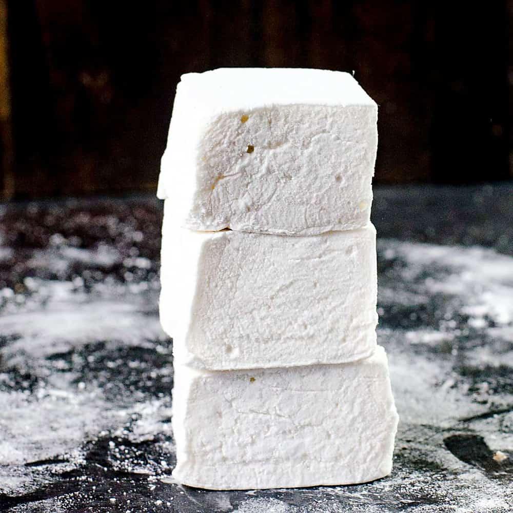 Three simple homemade marshmallow recipes