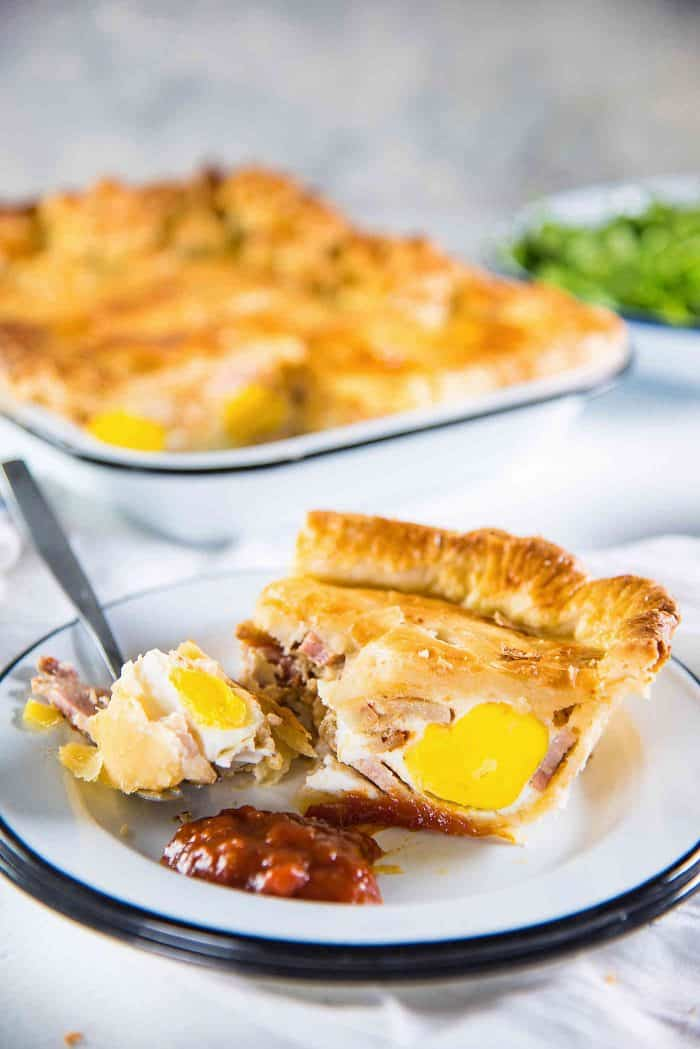 The Ultimate Bacon and Egg Pie (Breakfast Pie) | The ...