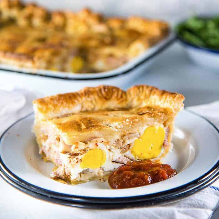 The Ultimate Bacon and Egg Pie (Breakfast Pie)
