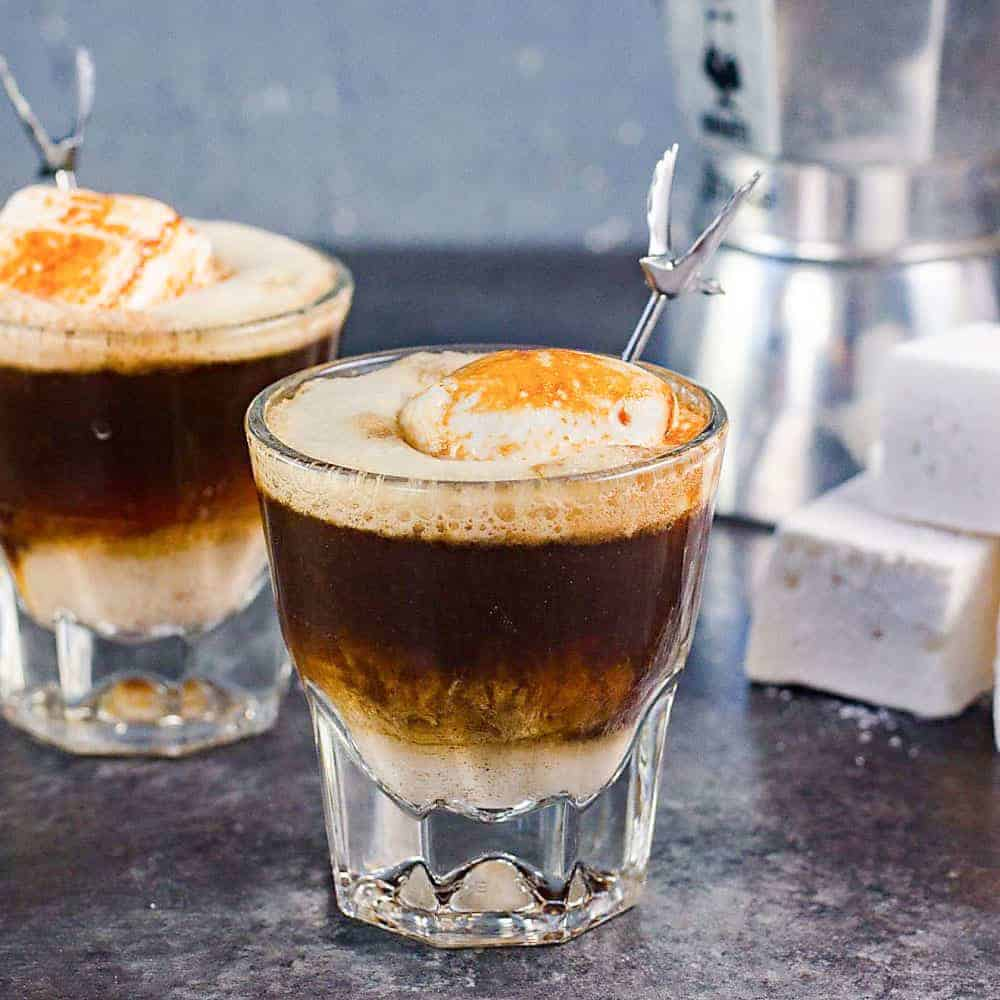 What is the White Russian cocktail