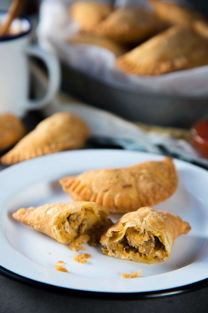 Sri Lankan Fish Patties. Find out the secrets for making the flaky buttery crust for these fish empanadas with a Sri lankan twist.