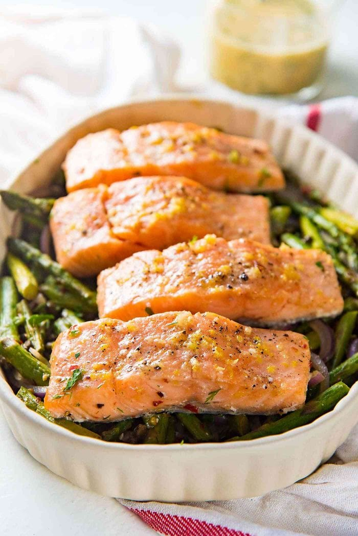 Cooked Salmon Room Temperature